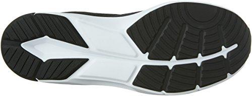 Puma Propel Toile Chaussure de Course Asphalt-P Black-P White