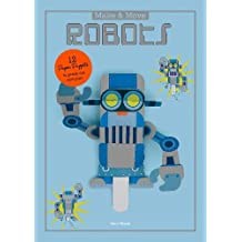 Make and Move: Robots: 12 Paper Puppets to Press Out and Play (Make & Move)