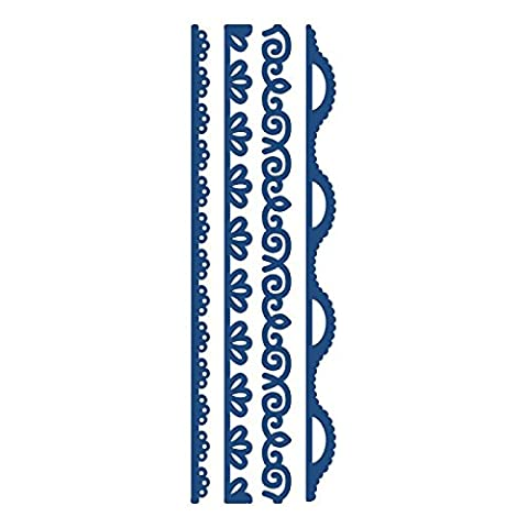 Tattered Lace Dies - Scallop Delight Borders