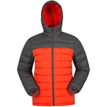 Mountain Warehouse Seasons Chaqueta de Mens de la estación - Capa rellenada  de Mens 9b4d79ae9e71