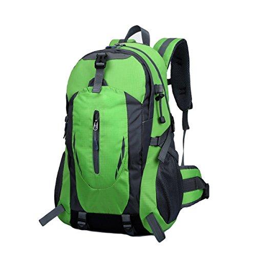 L'alpinismo Esterno Insacca Sacchetti Di Nylon Impermeabile Paio Borsa Sportiva Per Il Tempo Libero,Black 301green