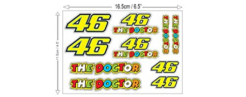 10stk-small-valentino-rossi-46-the-doctor-aufkleber-sticker-decal-set-jdm-auto-bike-car-laptop-helm-