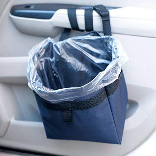 Auto-Müllsack für Müll, hängende Papierkorb, Universal Abfallkorb Liner-wasserdicht Organizer Drink Cooler & Road Trip Geschenk (Papierkorb Liner)