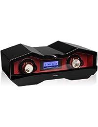 Modalo Sport MV3 Uhrenbeweger für 2 Automatikuhren in schwarz rot 3802884