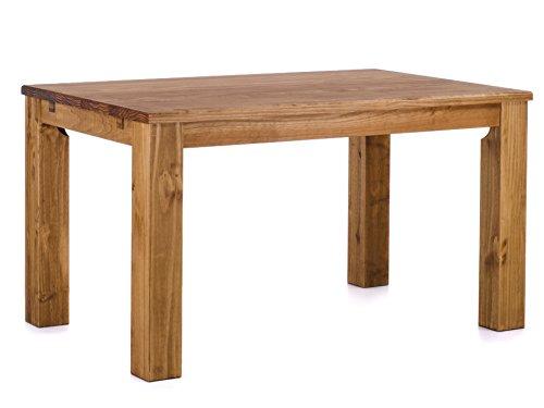 Brasilmöbel Tisch 160x90 Rio Classiko - Brasil Pinie Massivholz - Größe & Farbe wählbar - Esszimmertisch...