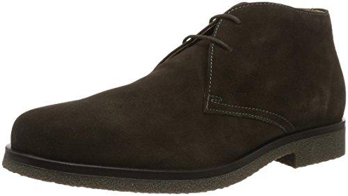 Geox U CLAUDIO D, Herren Desert Boots, Braun (MUDC6372), 43 EU
