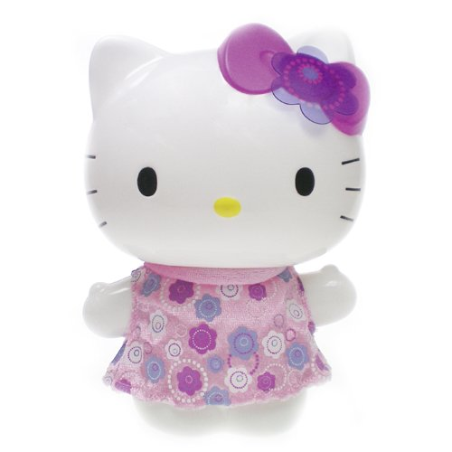 Hello Kitty Flower Bath & Gel de ducha in 3D Figurine 300ml