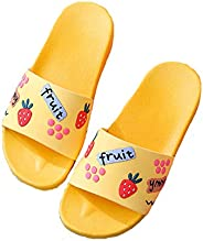 xsby Women's and Men's Shower Slide Sandals Open Toe House Bath