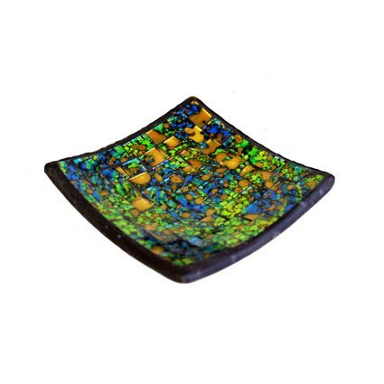 Ancient Wisdom Mosaic Soap Dish - Moss&Water