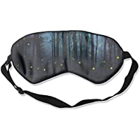 Fireflies In Dark Blue Forest 99% Eyeshade Blinders Sleeping Eye Patch Eye Mask Blindfold For Travel Insomnia... preisvergleich bei billige-tabletten.eu