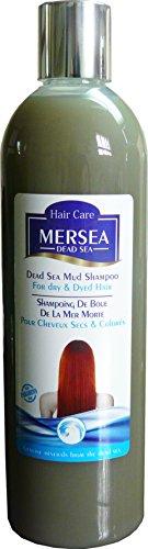 Mersea Totes Meer Schlamm Shampoo für trockenes und geschädigtes Haar, 1er Pack (1 x 400 ml) -