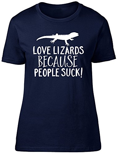 Shopagift -  T-shirt - Donna Navy blue