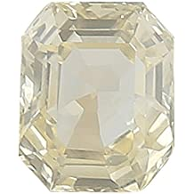 100% Natural Yellow Sapphire (Pukhraj/Guru) Certified Astrological Gemstone (2.86 CTS)