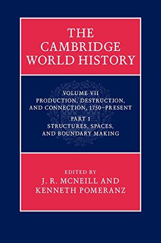 The Cambridge World History: Part 1