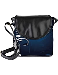 Snoogg Abstract Background Womens Sling Bag Small Size Tote Bag