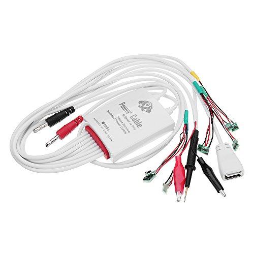 MASUNN Professionelle Stromversorgung Aktuelle Telefon Test Kabel Batterie Aktivierung Charge Board Für Das iPhone Ganze Serie