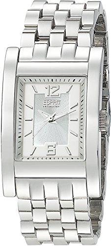Esprit Collection Herren-Armbanduhr Melio Analog Quarz Edelstahl