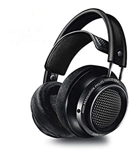 Philips Fidelio X2HR High Resolution Headphones with Velvet Cushions - Black (B01N5VHLUG) | Amazon price tracker / tracking, Amazon price history charts, Amazon price watches, Amazon price drop alerts