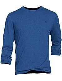 Abercrombie - Homme - Moose Creek Longsleeve Tee T-Shirt Top - Manche Longue
