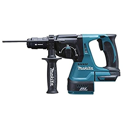 Makita DHR243Z - Martillo ligero 18V Litio 24mm BL (portabrocas)