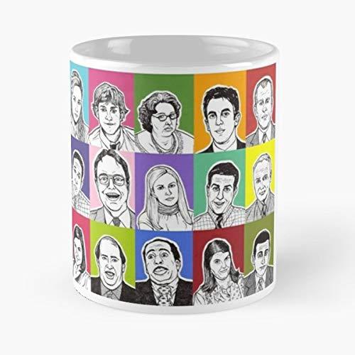Always Sunny Troll The Office Us Michael Scott Dwight Schrute Farms - Best 11 oz Kaffee-Becher - Tasse Kaffee Motive