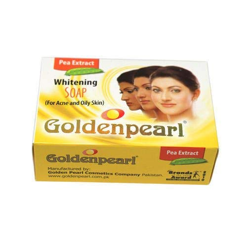 Golden Pearl Whitening Soap (for Acne and Oily Skin)