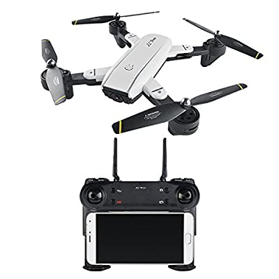 TOOGOO SG700 FPV RC Quadcopter RC Drone 2.4G 4CH 6-Axis Headless Mode Altitude Hold,Foldable RC Helicopter,15 pcs from TOOGOO