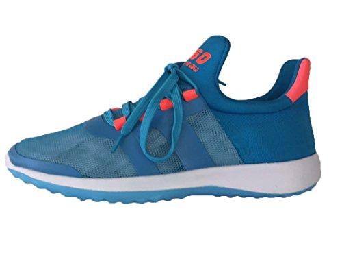 360 Sneaker Strand Fashion Schuhe schnell trocken super leicht Sneakers türkis Aruba Türkis