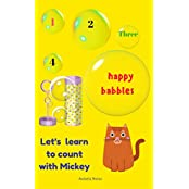 Let's learn to count with Mickey (English Edition)