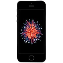 "Apple iPhone SE - Smartphone (10,2 cm (4"")  (Wi-Fi, Bluetooth, 32 GB, 4G, cámara de 12 MP, iOS), gris espacial"
