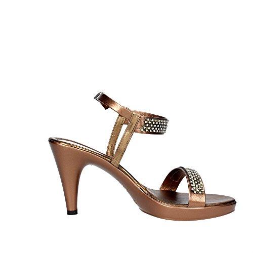 Cinzia Soft 2507 Sandalo Donna Bronzo
