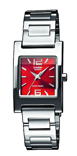 Casio Collection Damen Armbanduhr LTP-1283PD-4A2EF