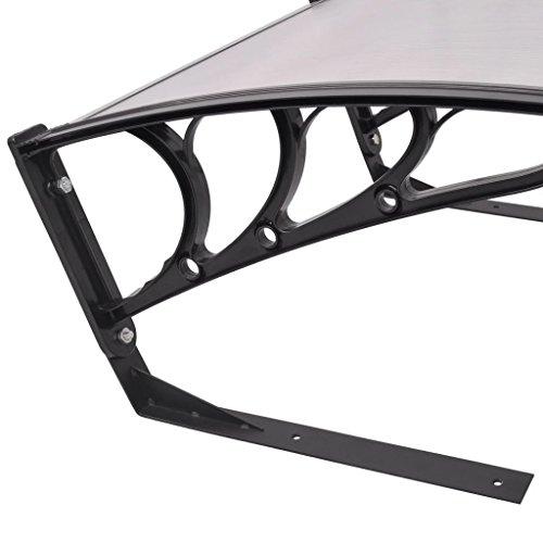 vidaXL Mähroboter Garage Dach Carport für Automower Rasenmäher 77x103x46 cm - 3