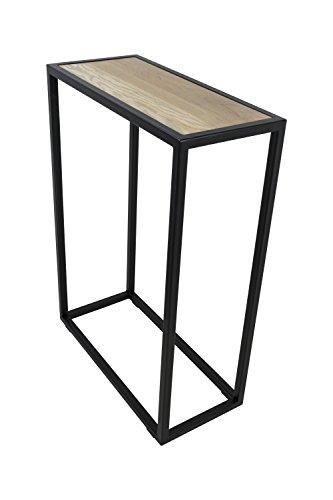 Spinder Design Diva - Mesa Auxiliar (30 x 60 x 90 cm), Color Negro ...