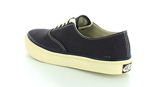 Kappa Forward Low, Sneaker Uomo, Nero (1110 bianca/Black 1110 nero/White), 44 EU