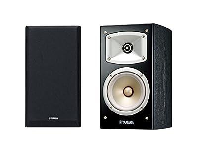Yamaha NS-B330 40W Noir Haut-Parleur - Hauts-parleurs (2-Voies, avec Fil, 40 W, 55-45000 Hz, 6 Ohm, Noir) de YAMAHA