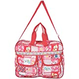 Zyamalox Low Price High Quality Baby Diaper Bag & Kids Luggage Bag Teddy Bear Print Imported Fabric(Color May Vary)