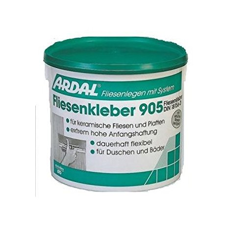 Bostik Ardabond Strong Ardal Dispersions Fliesenkleber 905 17.0 Kg Eimer