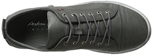 Andrea Conti Damen 0342745 Sneaker Grau (Anthrazit)