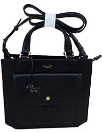 91747089bb RADLEY   Heathfield  Medium Black Leather Multiway Bag - RRP £199