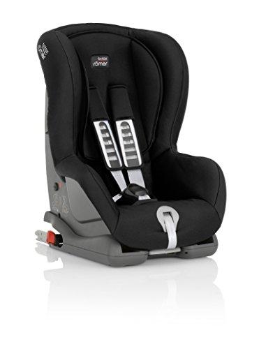 Britax Romer Duo Plus Isofix Forward Facing Car Seat, Group 1 – Cosmos Black