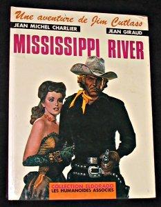 Mississippi River (une aventure de Jim Cutlass)