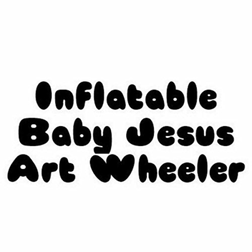 Inflatable Baby Jesus