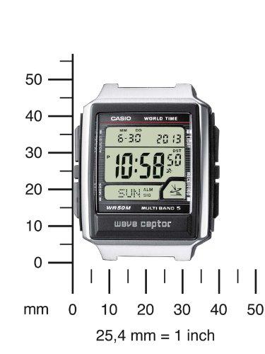 Casio Wave Ceptor Herren-Armbanduhr WV 59E 1AVEF - 4