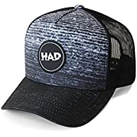 HAD Trucker Cap Gradient Melange Black