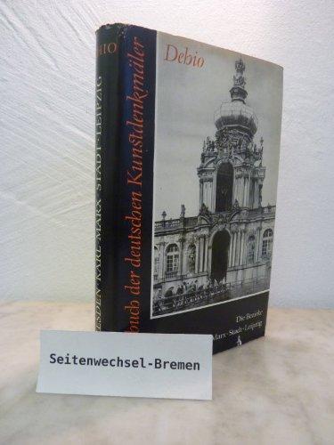 Handbuch der deutschen Kunstdenkmäler. Die Bezirke Dresden, Karl-Marx-Stadt, Leipzig