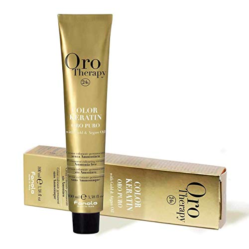 color keratin oro puro n°5.0 chatain clair 100 ml