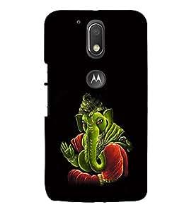 printtech Premium Best Quality Multi color Designer Printed back cover Back Case Cover for Motorola Moto G4