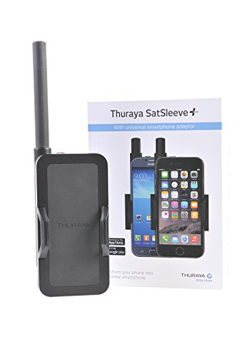 Thuraya satellite satsleeve + (plus) per iphone e smartphone android