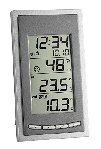 TFA Dostmann Funk-Thermometer Diva Go 30.3018.10